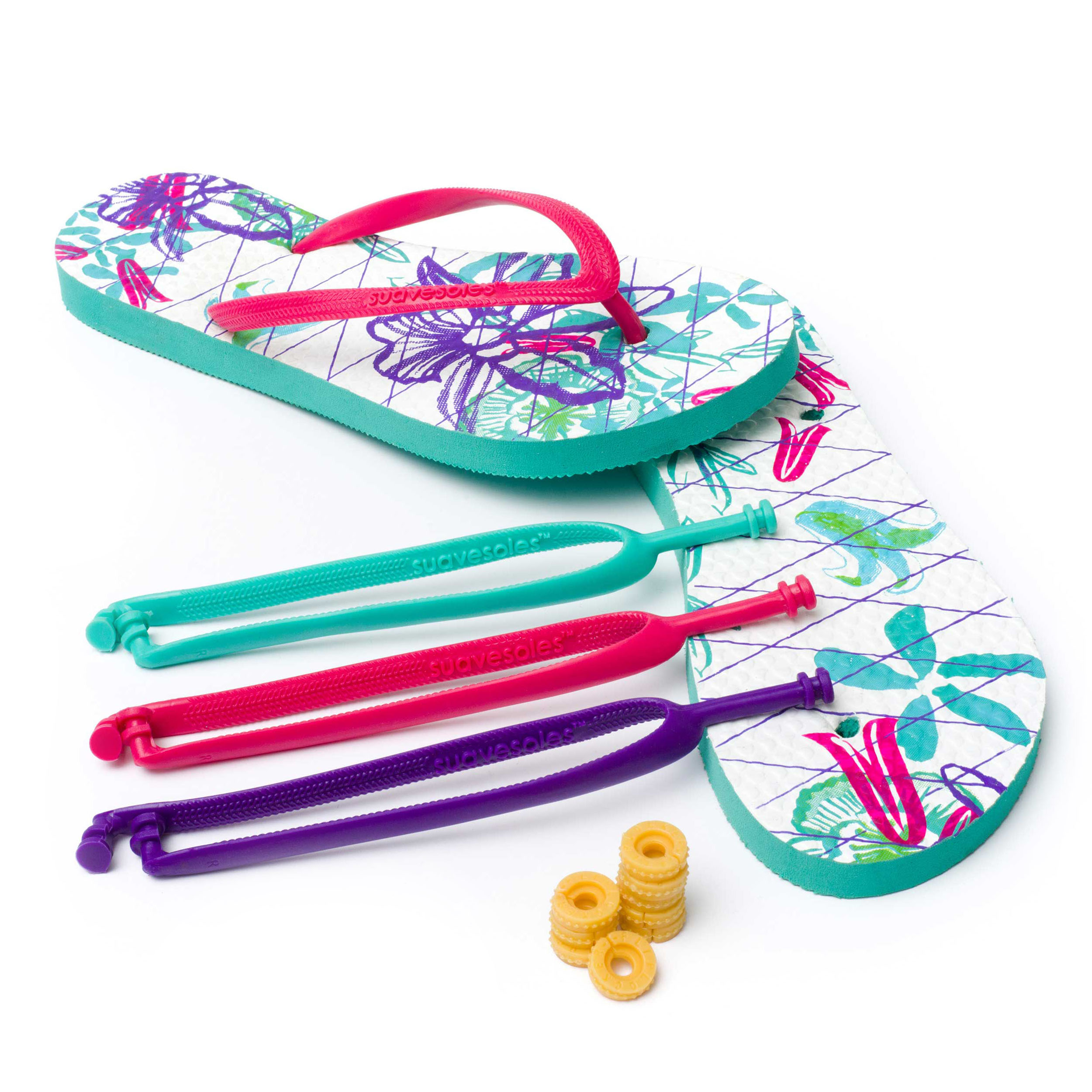 Promotion Suavesoles flip flops sandals sales promotion